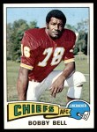 1975 Topps #281  Bobby Bell  Front Thumbnail