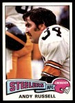 1975 Topps #90  Andy Russell  Front Thumbnail