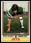 1974 Topps #149  Mike Adamle  Front Thumbnail