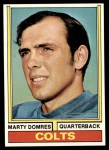1974 Topps #146  Marty Domres  Front Thumbnail