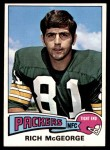 1975 Topps #178  Rich McGeorge  Front Thumbnail