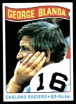 1975 Topps #8   -  George Blanda  Highlights Front Thumbnail