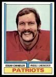 1974 Topps #299  Edgar Chandler  Front Thumbnail