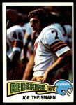 1975 Topps #416  Joe Theismann  Front Thumbnail