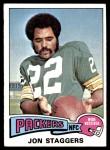 1975 Topps #93  Jon Staggers  Front Thumbnail