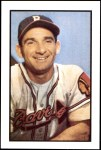 1953 Bowman REPRINT #5  Sid Gordon  Front Thumbnail