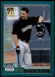2001 Topps Traded #55 T Greg Norton  Front Thumbnail