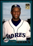 2001 Topps Traded #81 T Alex Arias  Front Thumbnail
