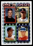 2001 Topps Traded #142 T  -  Richie Sexson 95  Front Thumbnail