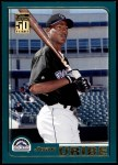 2001 Topps Traded #199 T Juan Uribe  Front Thumbnail
