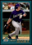 2001 Topps Traded #161 T Jack Cust  Front Thumbnail