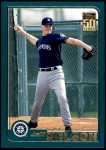 2001 Topps Traded #39 T Jeff Nelson  Front Thumbnail