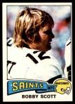 1975 Topps #79  Bobby Scott  Front Thumbnail