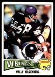 1975 Topps #469  Wally Hilgenberg  Front Thumbnail