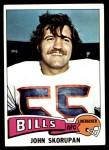 1975 Topps #246  John Skorupan  Front Thumbnail