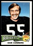 1975 Topps #52  Dan Conners  Front Thumbnail