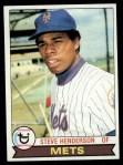 1979 Topps #445  Steve Henderson  Front Thumbnail
