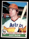 1979 Topps #553  Denny Walling  Front Thumbnail