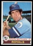 1979 Topps #99  John Wathan  Front Thumbnail