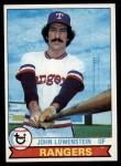 1979 Topps #173  John Lowenstein  Front Thumbnail