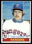 1979 Topps #234  Toby Harrah  Front Thumbnail