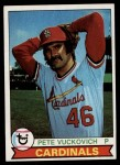 1979 Topps #407  Pete Vuckovich  Front Thumbnail
