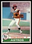 1979 Topps #361  Tom Dixon  Front Thumbnail