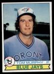 1979 Topps #588  Tom Murphy  Front Thumbnail