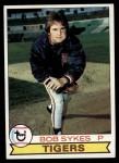 1979 Topps #569  Bob Sykes  Front Thumbnail