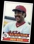 1979 Topps #400  Jim Rice  Front Thumbnail