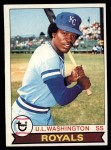 1979 Topps #157  UL Washington  Front Thumbnail
