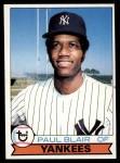 1979 Topps #582  Paul Blair  Front Thumbnail
