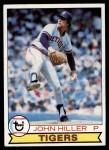 1979 Topps #151  John Hiller  Front Thumbnail