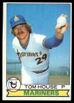 1979 Topps #31  Tom House  Front Thumbnail