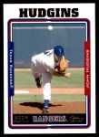 2005 Topps #2   -  John Hudgins First Year Front Thumbnail