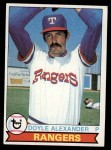 1979 Topps #442  Doyle Alexander  Front Thumbnail