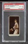1912 T207  Eddie Ainsmith    Front Thumbnail