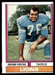 1974 Topps #497  Rockne Freitas  Front Thumbnail