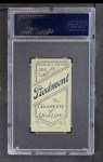 1909 T206  Shad Barry  Back Thumbnail