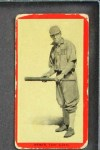 1910 T210-3 Old Mill Texas League  Weber  Front Thumbnail