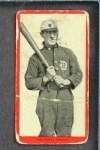 1910 T210-3 Old Mill Texas League  Maloney  Front Thumbnail