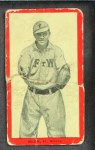 1910 T210-3 Old Mill Texas League  Belew  Front Thumbnail