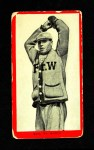 1910 T210-3 Old Mill Texas League  Ash  Front Thumbnail