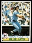 1979 Topps #392  Doug Ault  Front Thumbnail