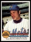 1979 Topps #205   -  John Stearns Record Breaker Front Thumbnail