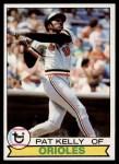 1979 Topps #188  Pat Kelly  Front Thumbnail