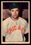 1952 Berk Ross  Eddie Robinson  Front Thumbnail