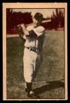 1952 Berk Ross  Gene Woodling  Front Thumbnail
