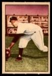 1952 Berk Ross  Bill Rigney  Front Thumbnail