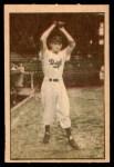 1952 Berk Ross  Preacher Roe  Front Thumbnail